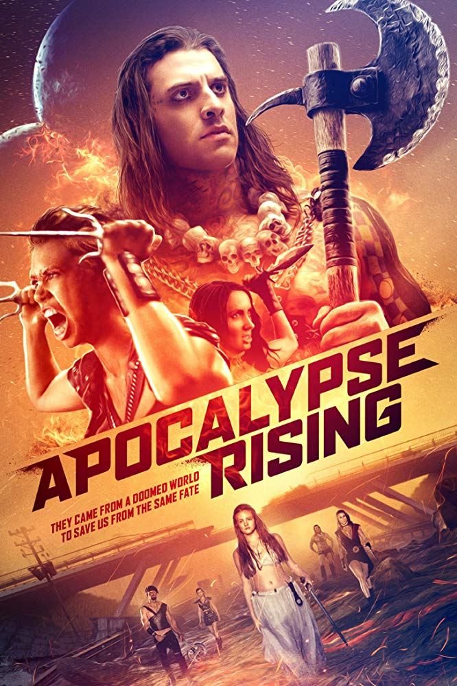 "Review: ""Apocalypse Rising"" Starring Shane Samples (2018)"